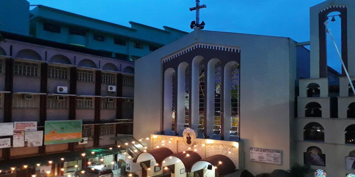Santa Clara De Montefalco Parish
